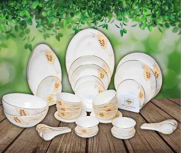 Bộ bàn ăn Opalglass LAN